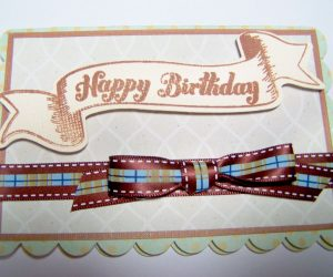 Hugs 'n' Kisses Birthday Card